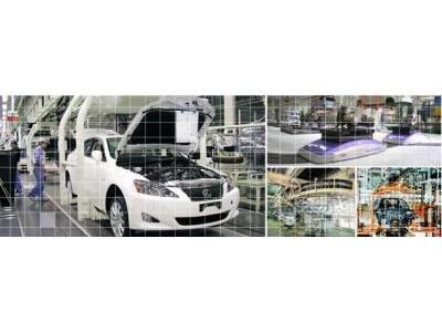 以先进的自动化技术支持全球汽车制造厂商