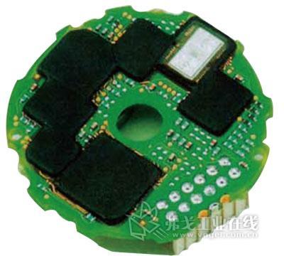 eqn多圈绝对值编码器的传感器采用了先进的cob