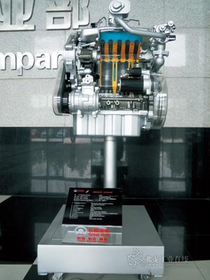性能领先的gw4d20柴油发动机