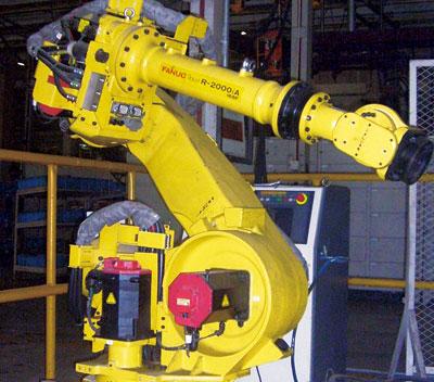 弗戈制药网 技术 工艺与装备 >>焊接机器人控制器的研发   fanuc机器
