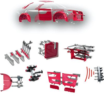 汽车生产中的镁合金焊接技术 汽车零部件生产中的塑料激光焊接技术