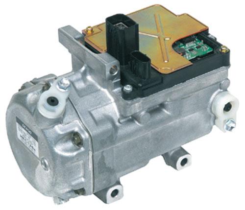 汽车空调电动压缩机