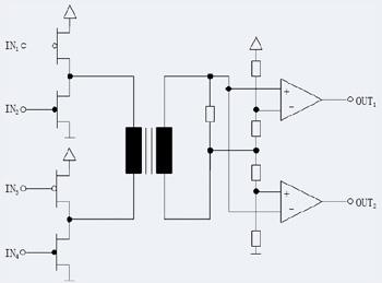 电路 电路图 电子 原理图 350_259