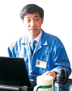 大连豪森设备制造有限公司副总经理