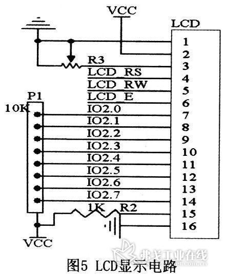 基于at89s52单片机的超声波倒车雷达系统的设计