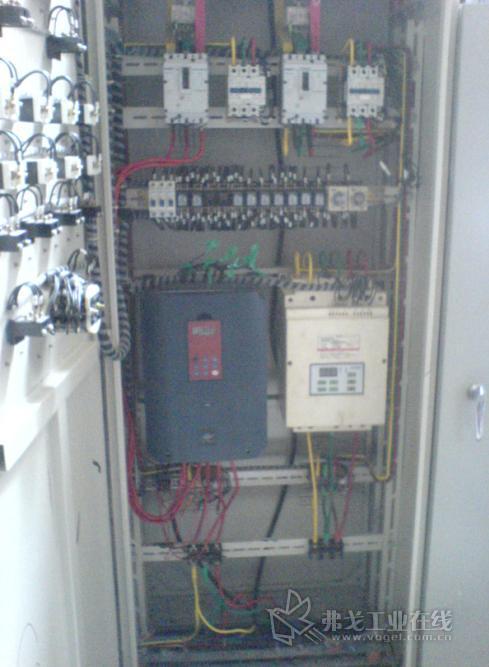 老式压机电路图