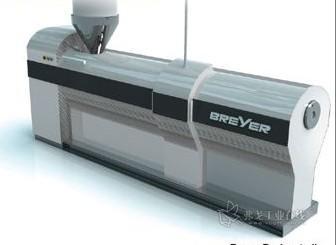 德国Breyer推出75mm螺杆直径挤出机
