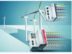 PC 控制—处理风力发电机建造过程中复杂任务的高性能平台
