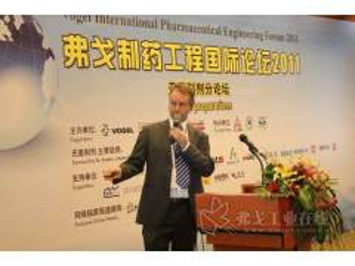 2011弗戈制药工程国际论坛-无菌制剂分论坛-Johan de Hoon