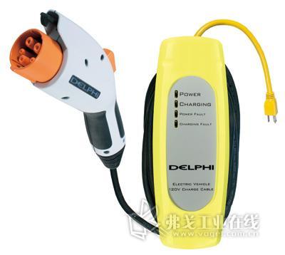 便携式电动车充电器是一种便携式电动汽车供电设备(evse),该产品可