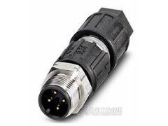 带高级钢螺钉接线的M12 QUICKON连接器-连接器|自动化