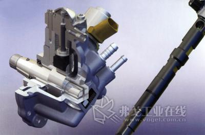 polo发动机喷射技术采用电磁式喷油器和delphi