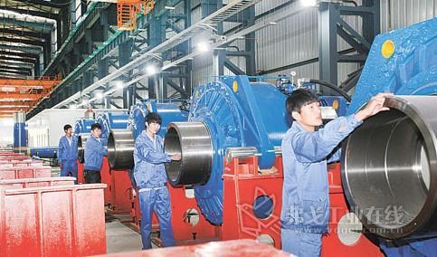 上海电气风电设备黑龙江有限公司投产