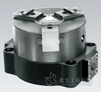 整套液压夹具实现长期保压工作.