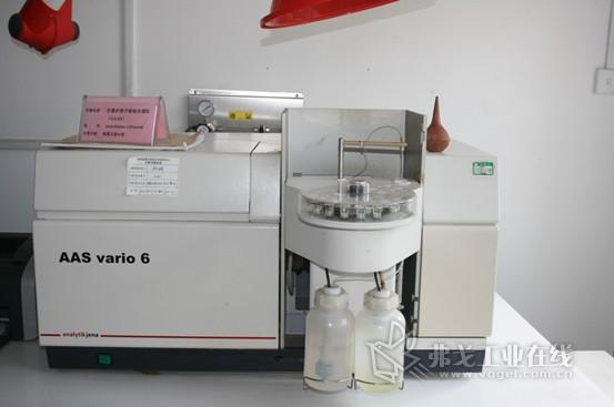 德国耶拿vario6石墨炉原子吸收光谱仪