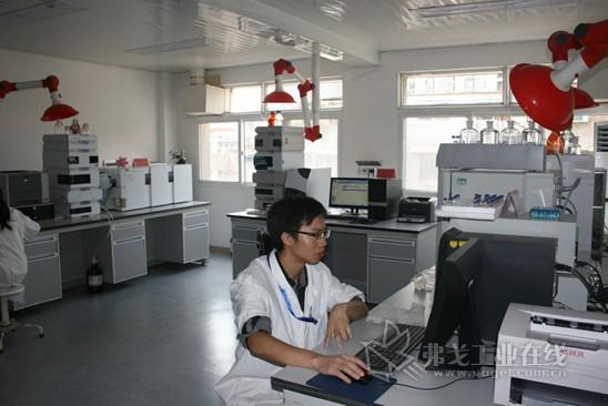 液相色谱实验室
