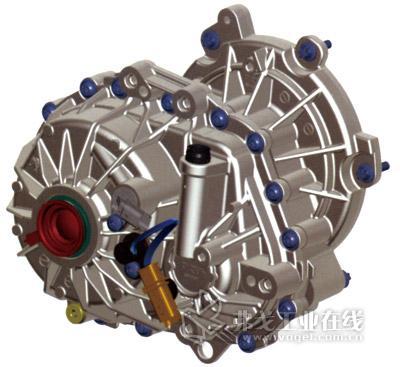 面向混合动力和电动汽车的新型驱动系统