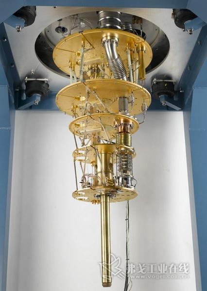 无液氦稀释制冷机triton200/400