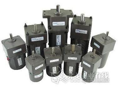 部分电机还可配带微型电磁制动器.