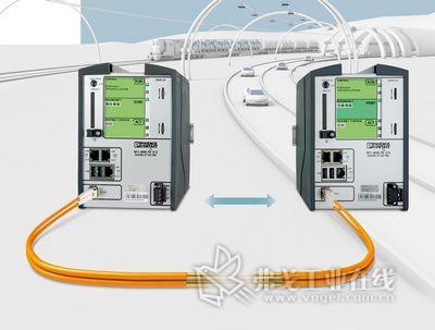 高性能冗余控制器RFC 460R PN 3TX
