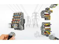 适用于电源分配,测量回路和信号回路的接线端子