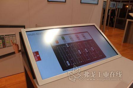 倍福携PC产品盛装亮相2012汉诺威工业博览会