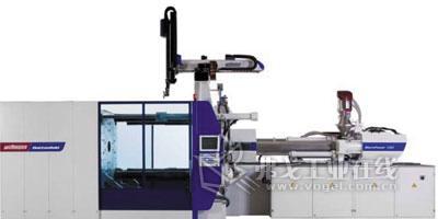MacroPower 1000注塑机