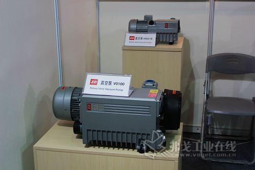 上海众德机械有限公司盛装参展2012snec_ai汽车网_弗
