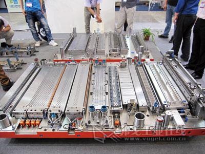 连接器端子模半导体的引线框架