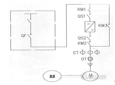 利德华福高压变频器在同步机带同步发电机及同步投切