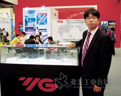 青岛优先出锐工具有限公司董事长宋时汉先生