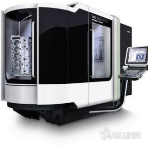 德马吉 为复杂工件实现批量生产的卧式加工中心
