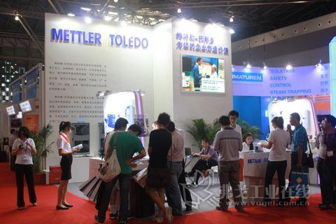 梅特勒-托利多(METTLER TOLEDO)参展MICONEX 2012