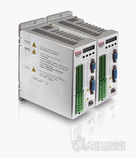can总线cd421伺服驱动器上市通知