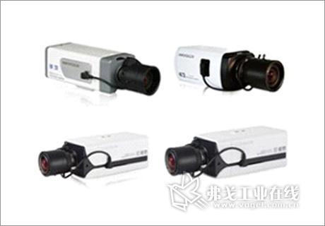 MV-VP系列高清工业网络摄像机