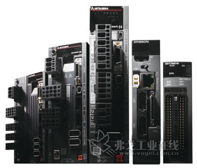 三菱电机伺服系统melserv0-j4系列人/机/环境和谐统一