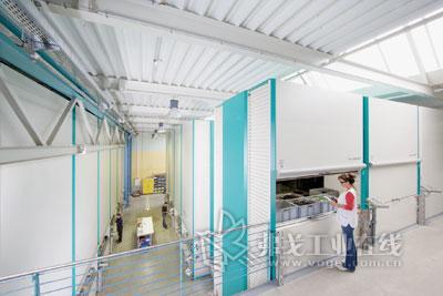 德国亨乃尔公司是世界上最专业的自动化货柜生产商之一.