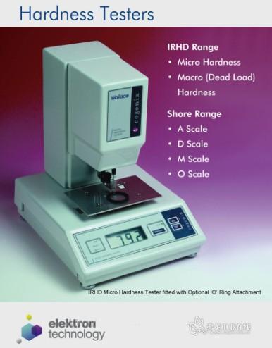 Wallace微型IRHD硬度计 600x900mm