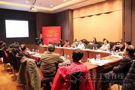 菲尼克斯(中国)投资有限公司自动化市场部经理赵春风发表演讲