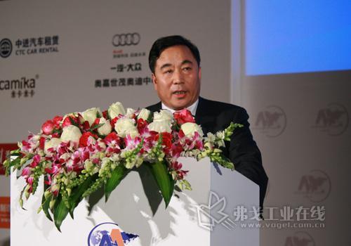 上海振华重工集团董事长、亚洲制造业协会副会长 宋海良