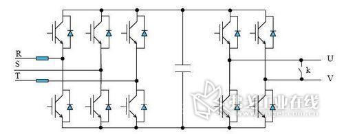 图6 功率单元内部基本电路结构