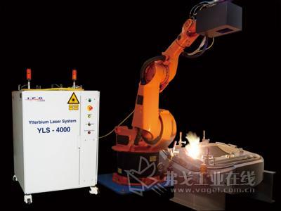 YLS-4000W光纤激光器_YLS-4000W 光纤激光