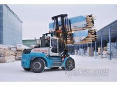 锯木厂:环境内叉车