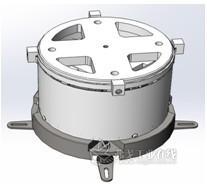 HYD-300振动器底盘