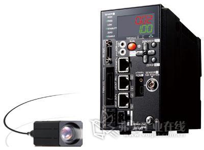 欧姆龙光纤同轴位移传感器zw系列