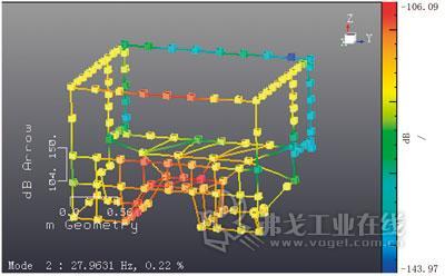小货车底盘结构图解