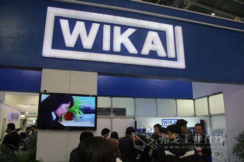 威卡自动化仪表(苏州)有限公司参展2013 cippe