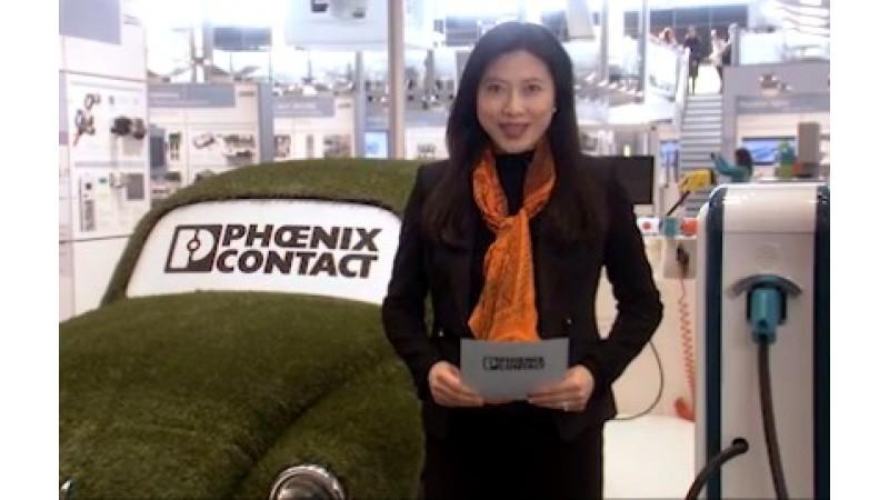 2013年汉诺威工业博览会菲尼克斯电气展位之旅
