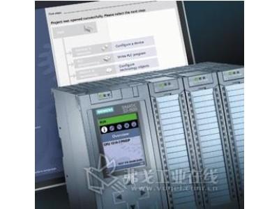 西门子新一代面向中高端应用的高性能控制器