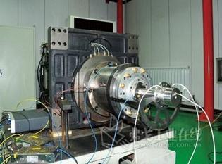 高速电主轴技术研究及测试